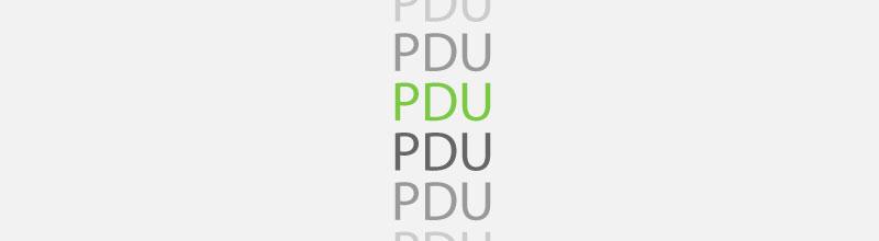 PDU made easy