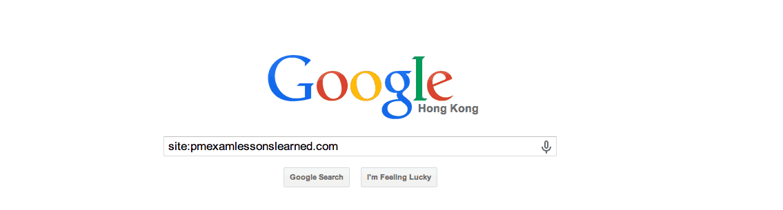 How to tag your website for google search