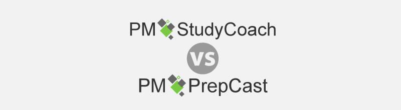 PM StudyCoach vs PM PrepCast