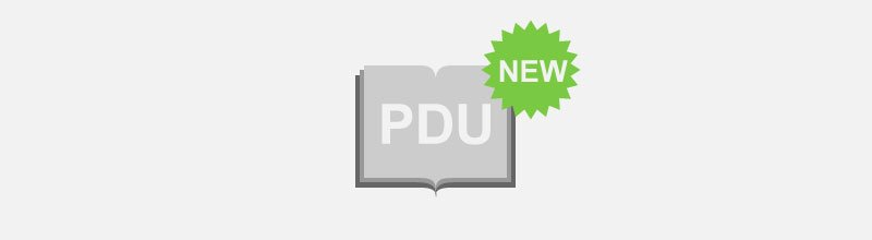 Change of PMI PMP PDU requirements from 2015 Dec
