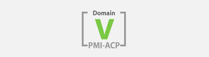 PMI-ACP Study Notes: Domain V Adaptive Planning