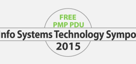 PMI Information Systems Technology Symposium 2015