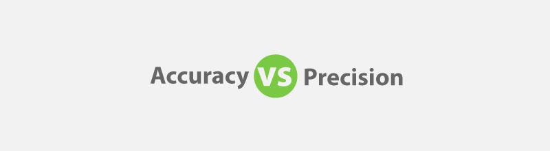 Accuracy vs Precision Illustrated
