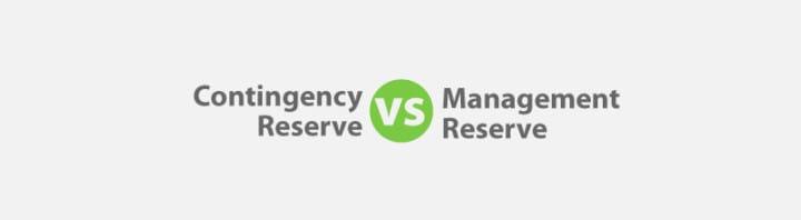Contingency Reserve vs Management Reserve for PMP Exam