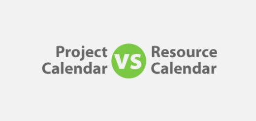 Project Calendar vs Resource Calendar for PMP Exam