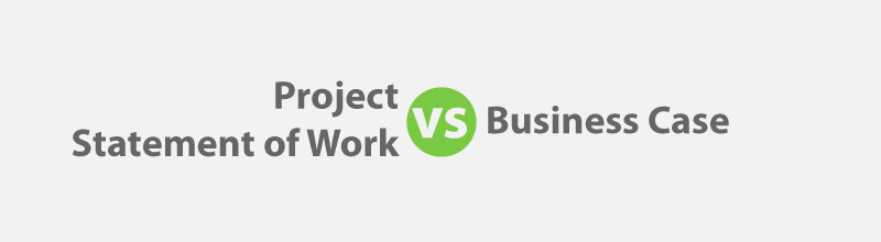 Project Statement of Work vs Business Case for PMP Exam