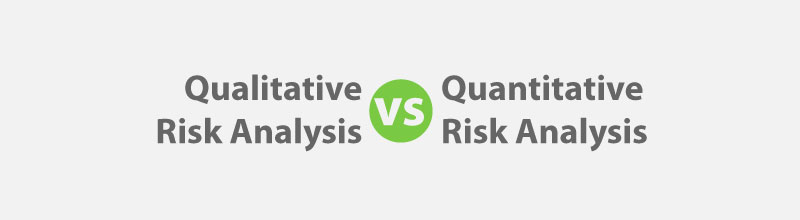 Project Risk Management: Qualitative Vs Quantitative Analysis For