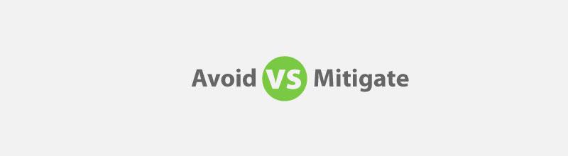 Project Risk Management: Avoid vs Mitigate for PMP Exam