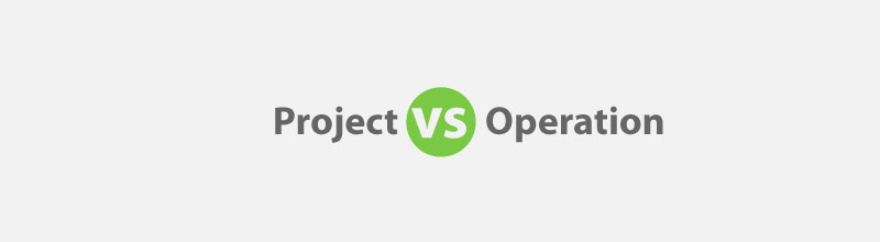 Project vs Operation for PMP Exam