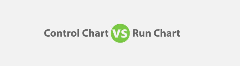 Run Chart vs Control Chart for PMP Exam
