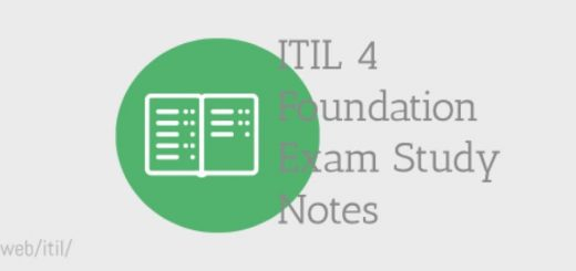 Thought Rock online ITIL Foundation Course Review - Updated